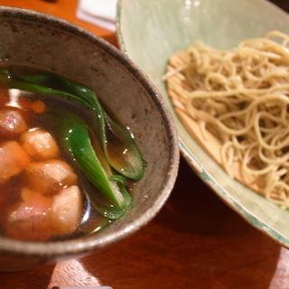 鴨せいろ(蕎麦 ろうじな )