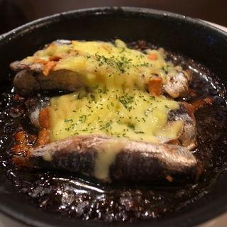 オイルサーディンガーリック醤油焼き(マギーズ (Maggie's))