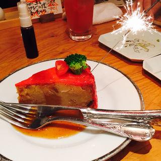 肉じゃがケーキ(頂鯛 (itadakitai))