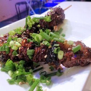 トロ串(馬肉食堂 さくら )