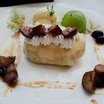和風クレープセット(グラン カフェ (The Grand Cafe))