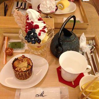 茶の箱(マールブランシュ カフェ )