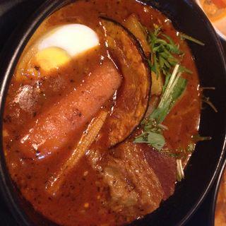 トロトロ角煮カレー(こうき屋 )