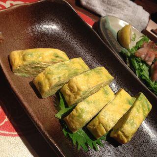 アーサーの卵焼き(金魚 hanare (きんぎょ はなれ))