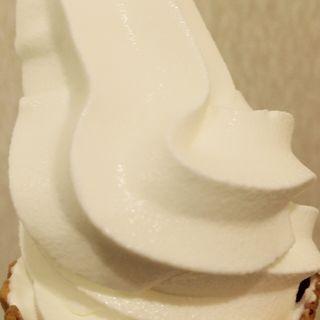 六甲山のソフトクリーム(ことことキッチン )