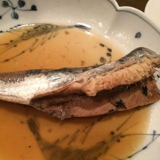 秋刀魚の味噌煮(ちこや )