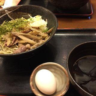 肉もりそば(千吉里庵 本店 (ちきりあん))