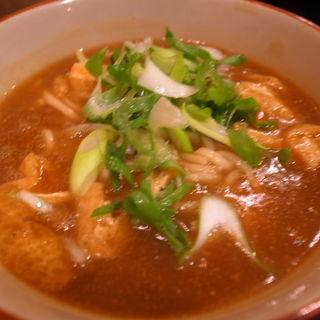 カレーうどん(G麺 (じーめん))