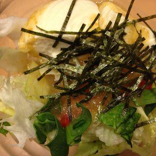 豆腐サラダ(ガスト 加古川駅南店 )