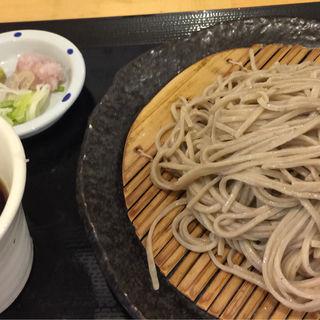 ざる蕎麦(爽月 (そうげつ))