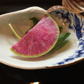 ランチコース 野菜盛り込み(修伯 (しゅうはく))