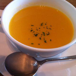 ジョリポーランチより(かぼちゃのスープ)(ジョリポー)