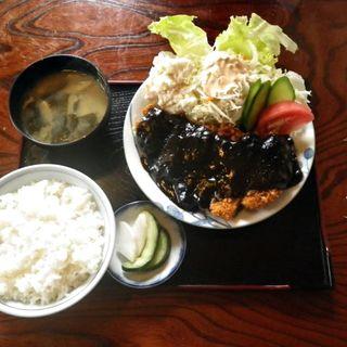 味噌カツライス(日比野 )