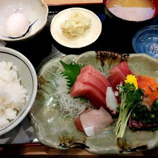 お刺身定食(ささごと )