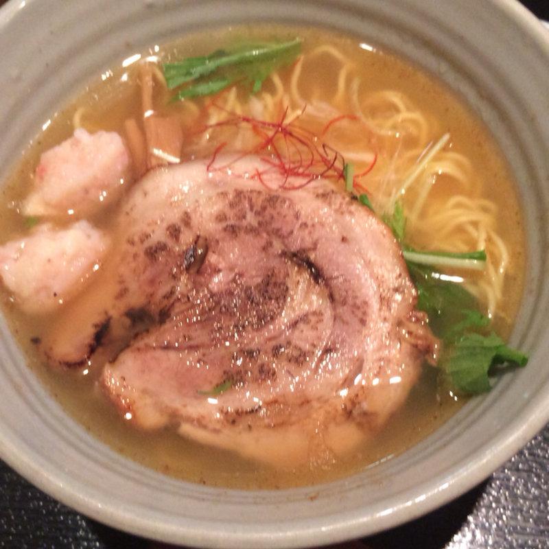 銀笹ラーメン 白醤油