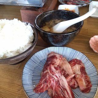 和牛焼肉Dセット(ハラミダブル)(焼肉壱番太平楽 )