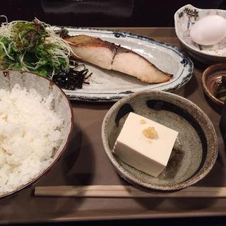 めだいの西京焼(茶屋 壱)