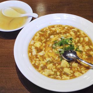 期間限定 天津麻婆丼(青冥 堂島本店 (チンミン))