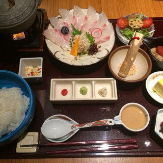 鯛茶漬けランチ(銀座 遠音近音 (Ochi Kochi))