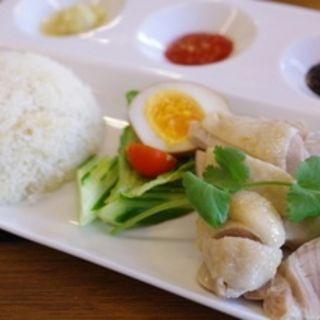 海南鶏飯(ファイブスター・カフェ )