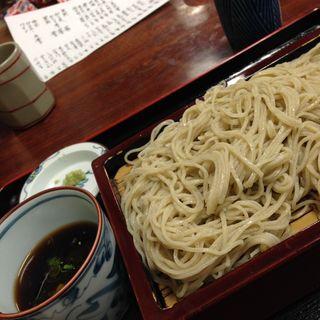 十割そば 大盛(京味菜 わたつね )