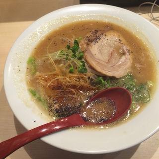 銀まろ味噌ラーメン(麺乃國 味噌物語 難波千日前店 )
