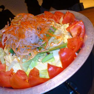 トマト鍋(デコボコ 梅田E-MA店 (DECOBOCO))