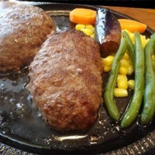 小金井ハンバーグ(ハンバーグレストラン葦)
