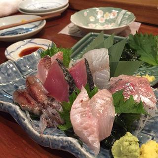 刺身(魚屋きいもん)