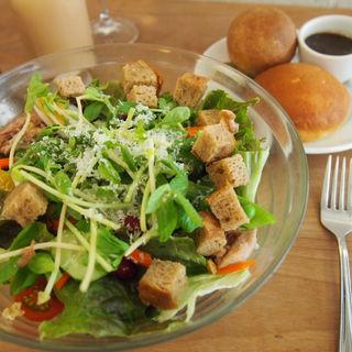 サラダランチセット(パンとエスプレッソと (BREAD,ESPRESSO &))
