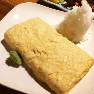 出汁巻き卵(立道屋 (たてみちや))