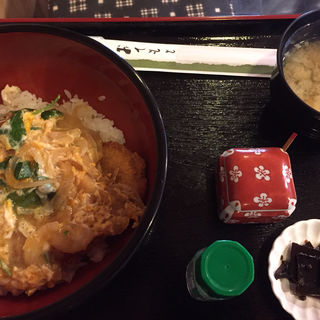 カツ丼(まはぜ )