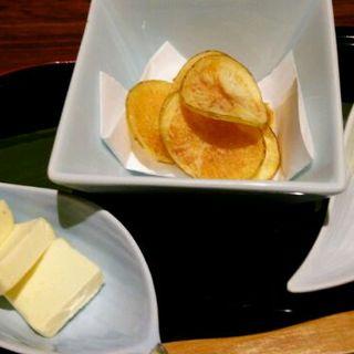 チーズ2種の西京漬け(三浦三崎港十代目彌左ヱ門 横浜クロスゲート店 (みうらみさきこう じゅうだいめ やざえもん))