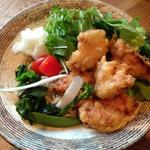 鶏天おろし(冷)(蕎麦 一 )