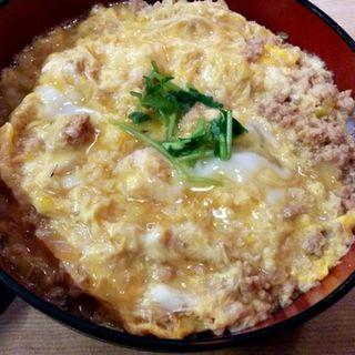 鶏そぼろ親子丼(伊勢 小伝馬町店 )