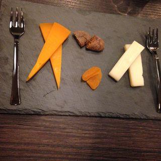 国産チーズの盛り合わせ(湘南ファーム )