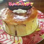 とりいさん家の芋ケーキ 5号