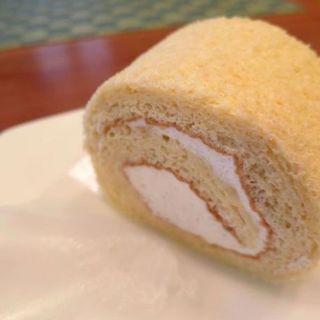 プレーンロールケーキ(御菓子屋 コナトタワムレル)