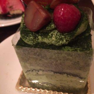 抹茶ショコラ(Restaurant むとう (1F))