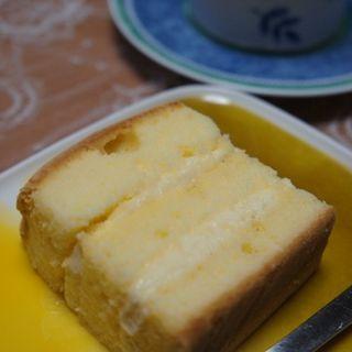 カスタードケーキ(ルイ ブラン )