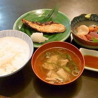 焼魚の金目鯛西京漬(宿呂久 (やどろく))