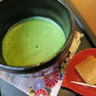 抹茶(茶寮 わた屋)