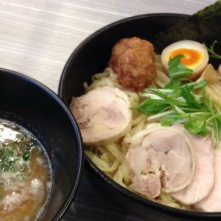 濃厚鶏つけ麺(麺匠 桂邸 (メンショウ カツラテイ))