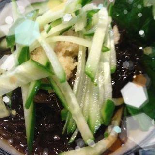 もずく酢(黒猫屋 (沖縄料理))
