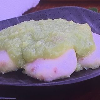 ずんだ餅(彩甲堂 (サイコウドウ))