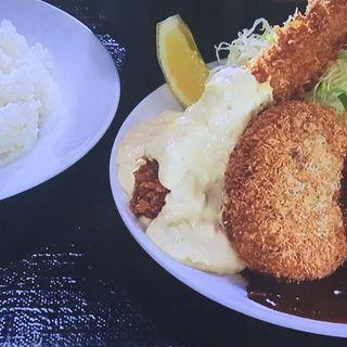 Aセット(グリル ロン 阪急三番街店 (RON))
