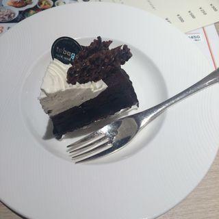 ガトーショコラ(トバゴ カフェアンドバー (tobago cafe&bar))