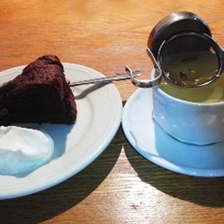 ガトーショコラ(nil cafe)