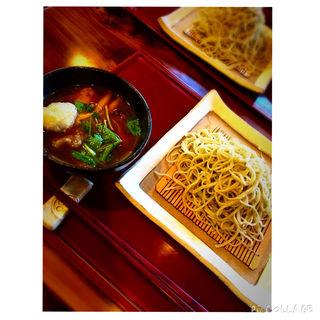 牡蠣つけ蕎麦(太喜路 (たきじ))