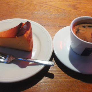 チーズケーキ(nil cafe)